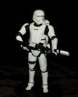 "Star Wars Elite Series: Flametrooper - Loose 6"" Die-Cast Action Figure"